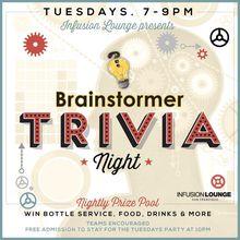 Brainstormer Trivia Night