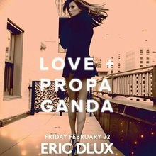 Free Guest List for Grammy Nominated DJ ERIC DLUX & KID VICIOUS