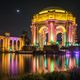 Once in a Lifetime at The Palace of Fine Arts