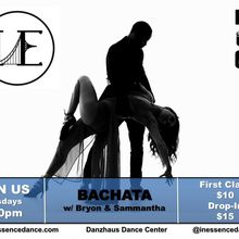 Inessence Bachata Tuesdays in SAN FRANCISCO