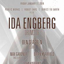 Ida Engberg (Drumcode- Sweden)