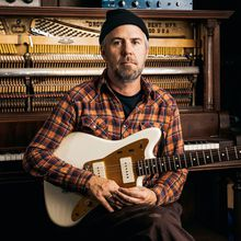 Jason Lytle (of Grandaddy): Songs on Acoustic Piano and Guitar @ Swedish American Hall
