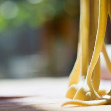 Fresh Pasta: Noodles and Flat Pastas