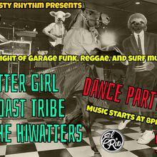 Nasty Rhythm Presents El Rio Dance Night