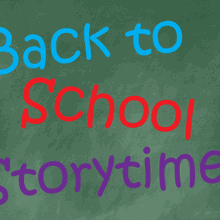 Back to School Storytime at Books Inc. Palo Alto