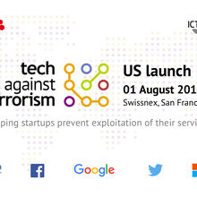 Tech Against Terrorism: US Launch @ San Francisco