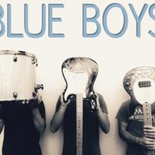 Blue Boys; Ash Khajvandi