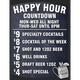 Brand New Happy Hour Specials at Raven