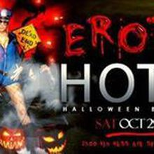 EROTIC HOTEL HOLIDAY INN HALLOWEEN BALL
