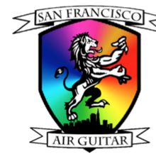 THE 2017 SAN FRANCISCO AIR GUITAR CONTEST