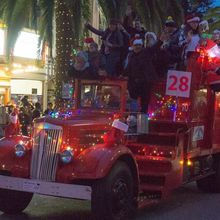 Hometown Holidays in Downtown Redwood City