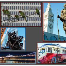 SF Ferry Bldg to City Hall—49 Mile Drive Author Walk
