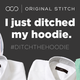 Ditch the Hoodie