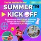 Lifetime Activities - Cupertino Summer 2019 Kickoff