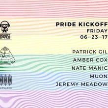 Robot Ears + DTE: Pride kickoff