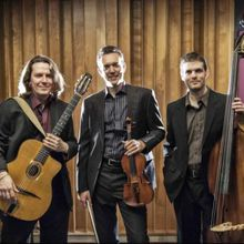 International String Trio with special guests from Hot Club of SF