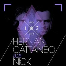 Konnekted Present Hernan Cattaneo b2b Nick Warren