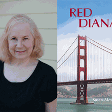 Book Launch with SUSAN ALEXANDER at Books Inc. in The Marina