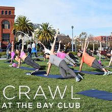 The Bay Club Company's 1st Annual Fit Crawl