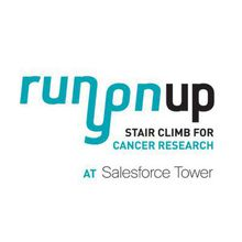 Runyon Up Stair Climb for Cancer Research at Salesforce Tower