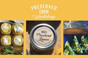 Make & Take Preserved Lemon...