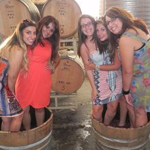 Annual Grape Stomping & Harvest Celebration!