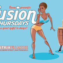 Fusion Thursdays Feat DJ BIg Bad Bruce