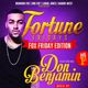 Fortune Fridays :: DON BENJAMIN + DJ SHABAZZ + MORE!