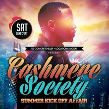 Cashmere Society Summer Kick Off Affair