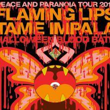 The Flaming Lips, Tame Impala