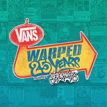 Vans Warped Tour Presented By Journeys - SATURDAY