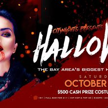 City Nights Halloween 2017 - [Ages 18+ | 10/28]