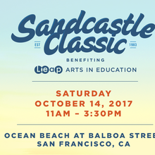 35th Annual Leap Sandcastle Classic at Ocean Beach
