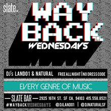 Way Back Wednesdays at Slate