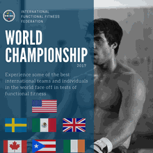 iF3 Functional Fitness World Championships