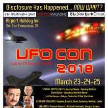 UFO CON 2018