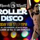 Star Wars Roller Disco - The Jedi gets Rolligion