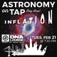 Astronomy on Tap Bay Area: Inflation