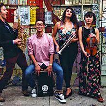 Shenson Faculty Concert Series: Cecilia Peña-Govea and Taraf de Locos