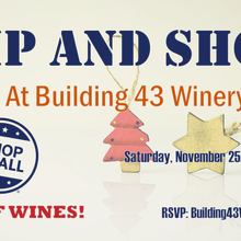 Holiday Sip and Shop - November 25, 2017