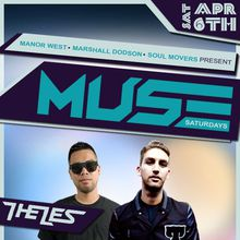 MUSE :: THE LES & DJ TONY TONE