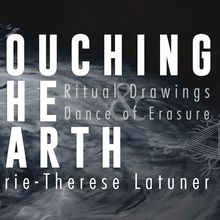 Touching the Earth: Sand art, talk & performance with Marie-Therese Latuner