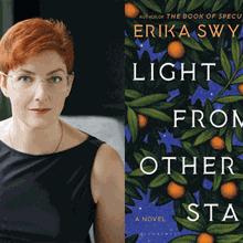 ERIKA SWYLER at Books Inc. Berkeley
