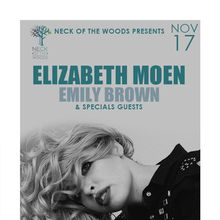 ELIZABETH MOEN Emily Brown and special guests