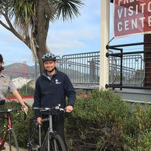 Presidio Family-Friendly Bike Ride