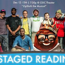 """SPECIAL STAGED READING 