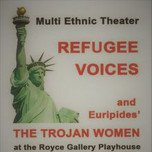 Refugee Voices and Euripides' The Trojan Women
