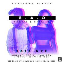 2018 NYE | B.A.D