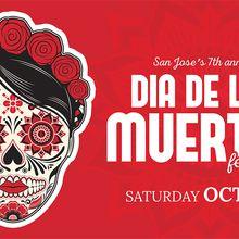 San Jose's 7th annual Dia De Los Muertos Festival