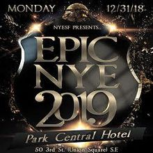Park Hotel New Years Eve
